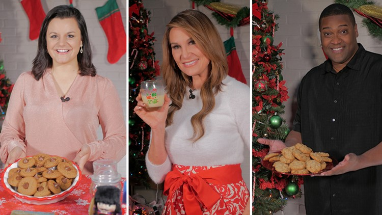 HOLIDAY EATS: KENS 5 family shares recipes for favorite foods