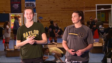 McGhee and Mueth represent San Antonio in Under Armour All-American Match