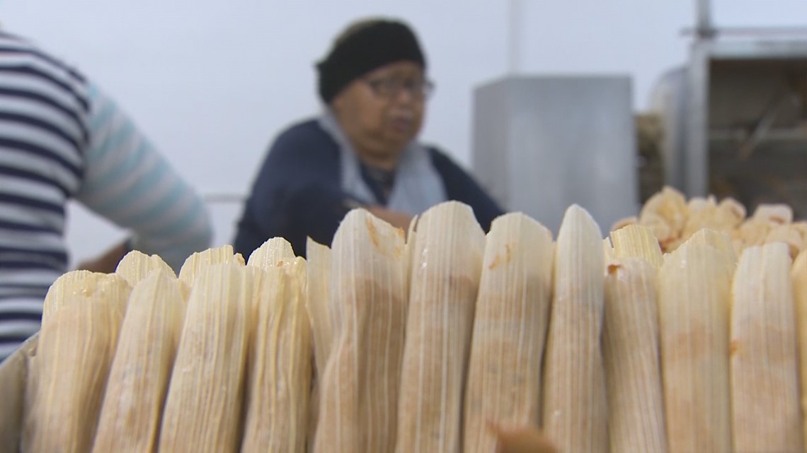 Made in S.A.: Delicious Tamales
