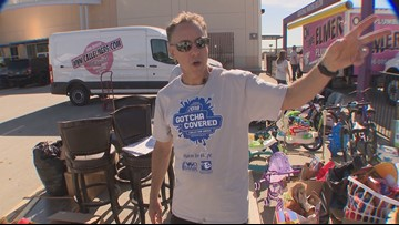 People Who Make San Antonio Great: A one-man initiative putting a dent in homelessness