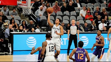 SPURS GAMEDAY: Improved defense key to Silver and Black's surge