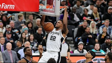 Spurs make it four consecutive wins with 125-87 rout of lethargic Clippers