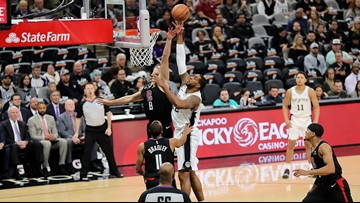 SPURS GAMEDAY: Back over .500, Silver and Black aim to gain more steam