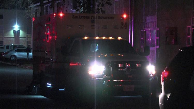 Man shot in leg on northeast side