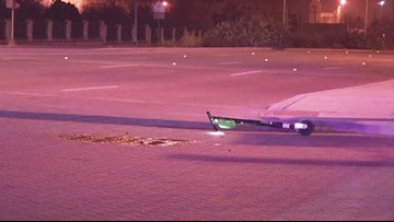 Woman found in critical condition in road near Fort Sam Houston