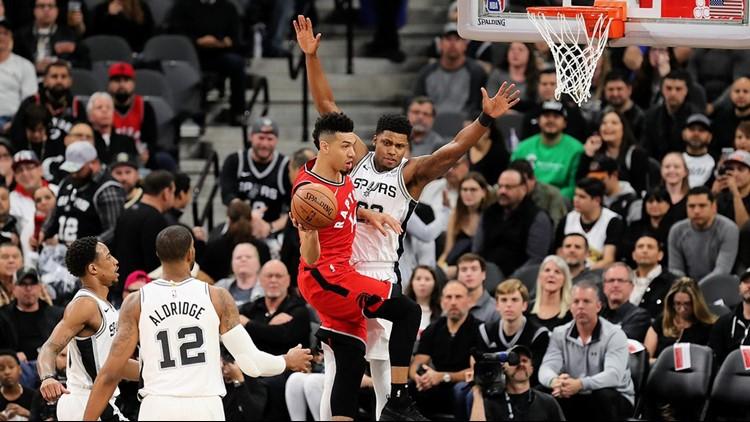 BKN Raptors guard Danny Green in action against the Spurs_1546584325810.jpg.jpg