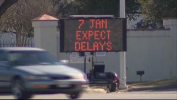JBSA: Randolph, Lackland gate closures begin Monday