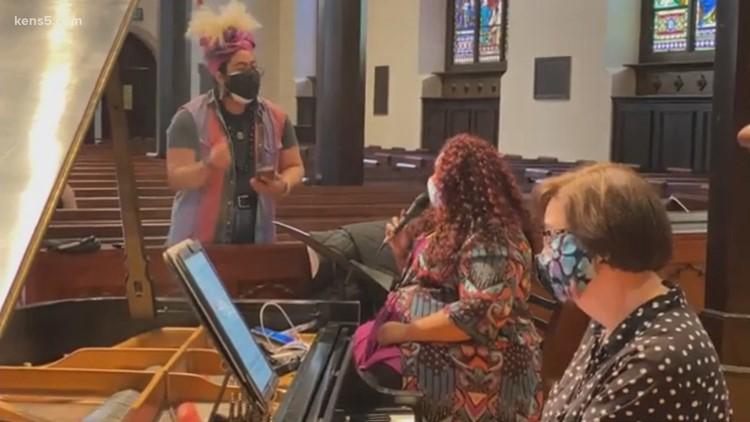 Rap, dancing, singing, poetry   SOLI concert debuts work of San Antonio composer seeking to build strength and solidarity