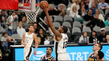 SPURS GAMEDAY: Silver & Black face tough odds to steal a win in Denver