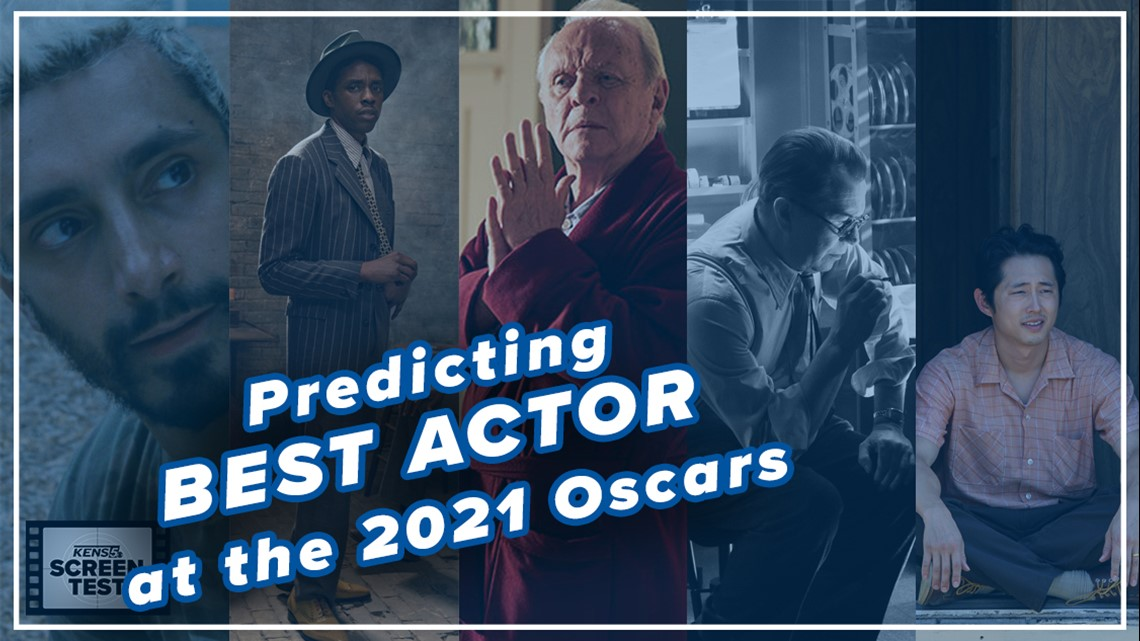 Who will win, and who should win, Best Actor at the 2021 Academy Awards | Screen Test