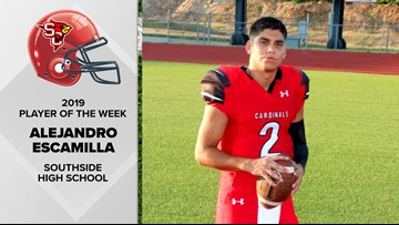 Southside's Cowboy leads Cardinals | FNF Player of the Week