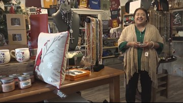 Small business owner helps others thrive on Small Business Saturday