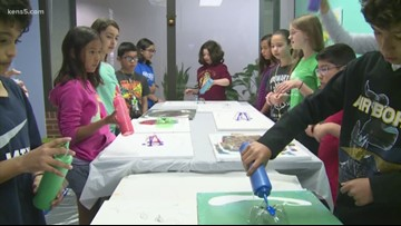 Healing through art therapy: Forever Family