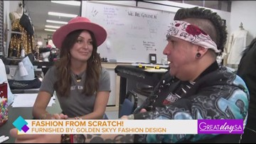 Fashion from scratch