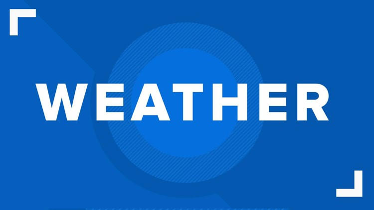 Warm, windy night sets stage for toasty work week