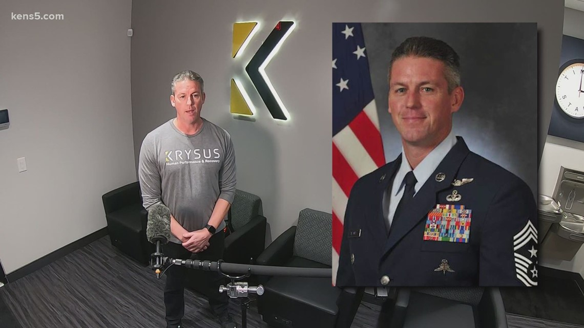 Mission SA: New local recovery center provides therapy treatments used on military elite
