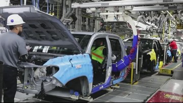 San Antonio Toyota assembly plant to switch from Tacoma to Sequoia by 2022