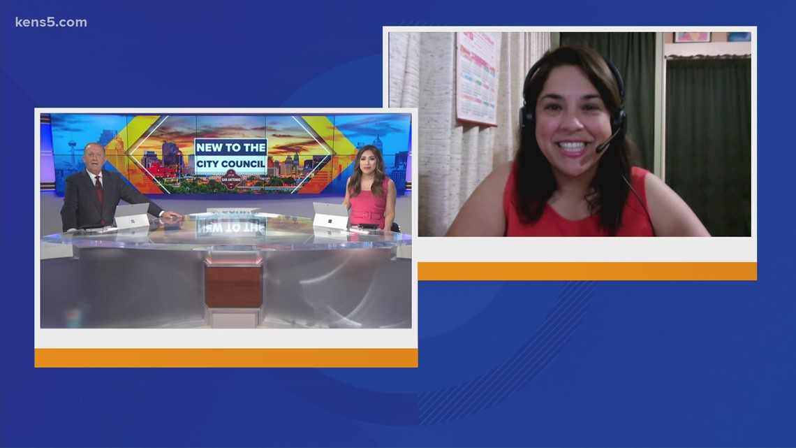 Councilwoman-elect Phyllis Viagran talks about future plans for District 3