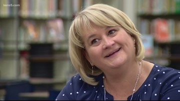 Boerne ISD librarian wins Excel Award