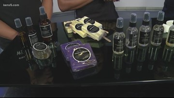 Organically Bath and Beauty creates all-natural bath products
