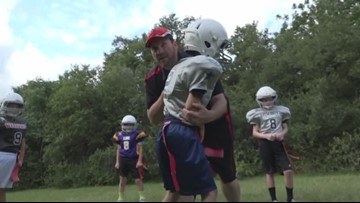 Extreme flag football returns to South Texas, bringing a renewed focus on safety in contact sports
