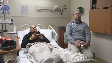 San Antonian gives meaning to gaming at local children's hospital