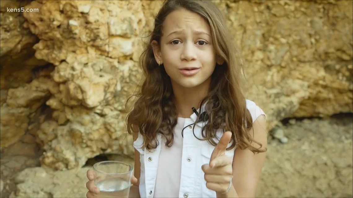 Meet the young girl who won the 'Take Care of Texas' video contest
