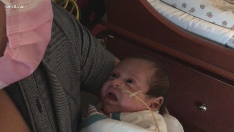 San Antonio mom of preemie twins urges people to get the vaccine after she contracted COVID-19