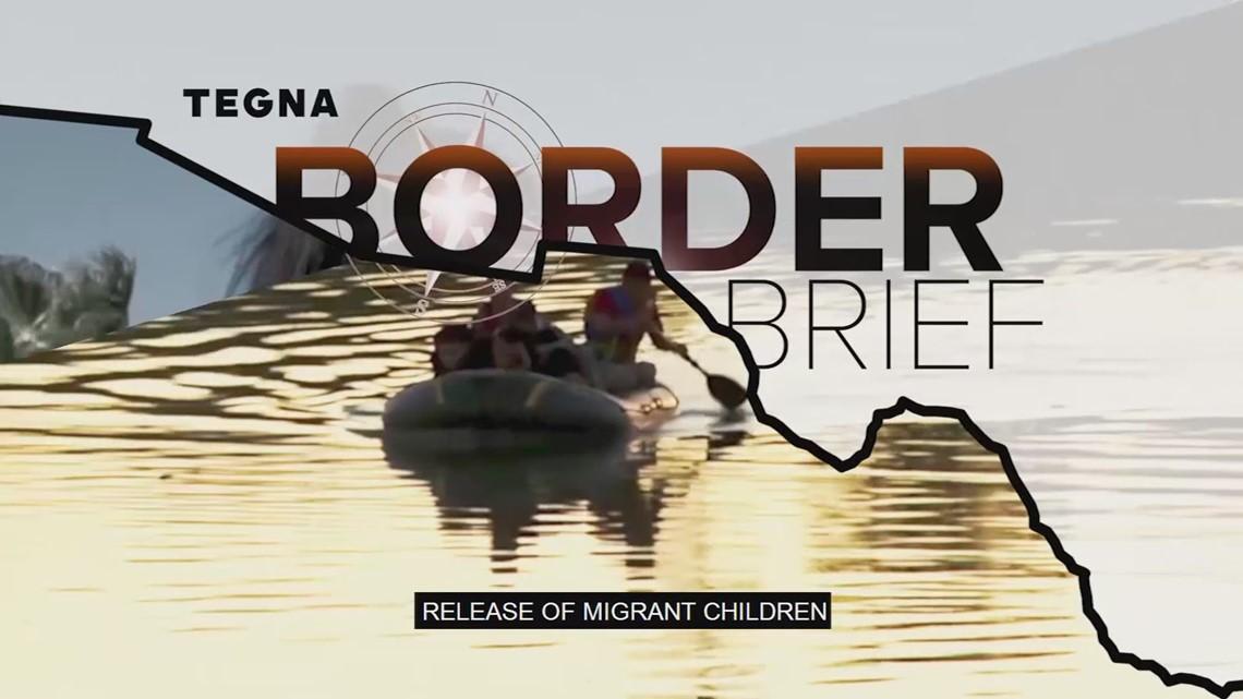 Last of migrant children held in 'tent city' released