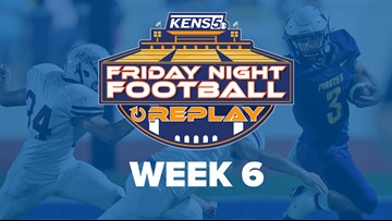 Smaller schools shine during 6A bye week | Friday Night Football Replay