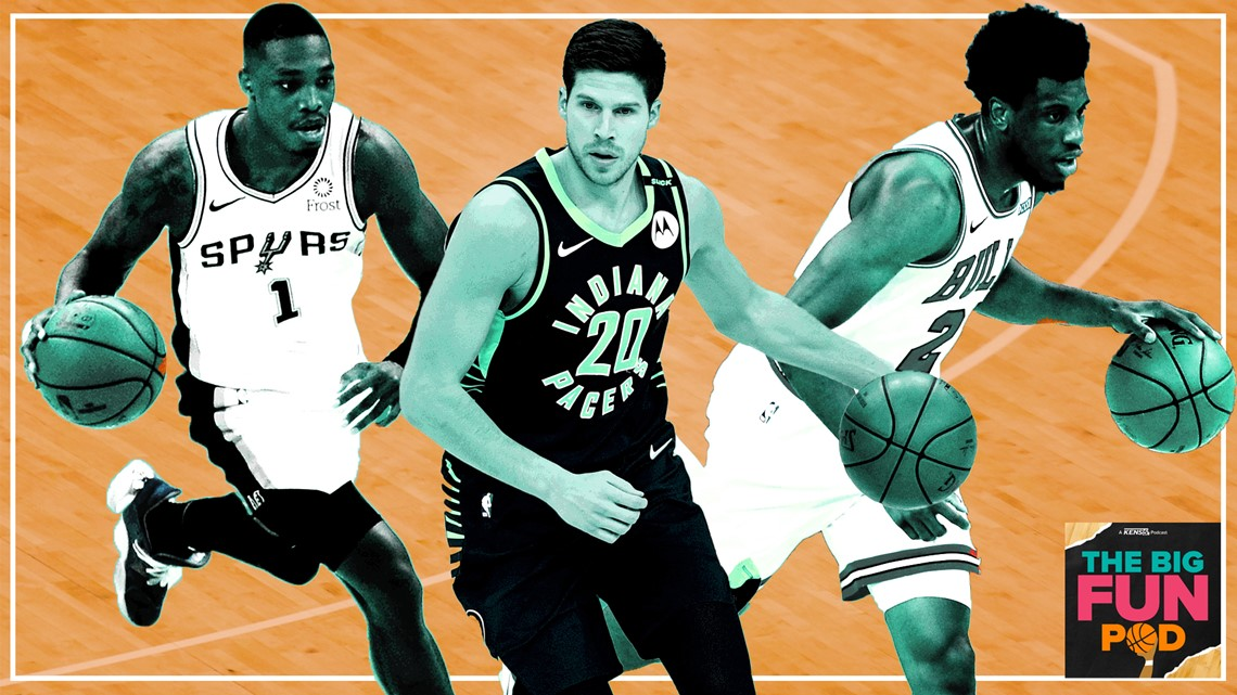 BIG FUN POD: Who should start for the San Antonio Spurs?