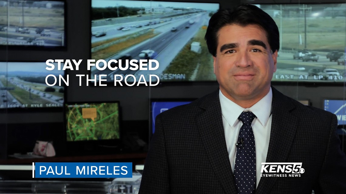 WEATHER MINDS with Paul Mireles: Safe driving in foggy conditions
