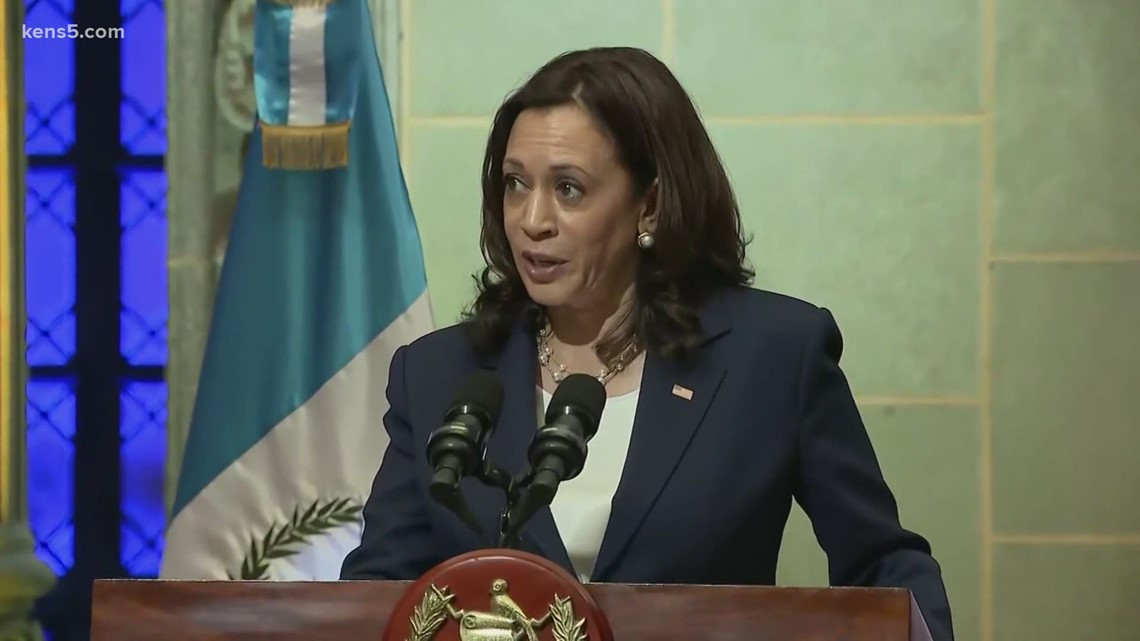 Vice President Harris heads to Central American to glimpse root causes of illegal immigration boom firsthand