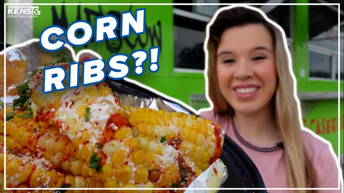 Corn ribs, asada tacos and loaded fries | New food truck opens
