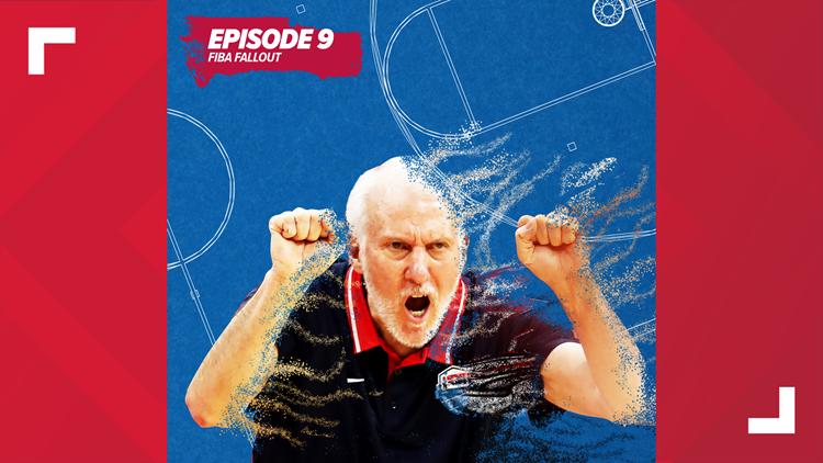 FIBA Fallout!   The Big Fundamental Podcast