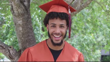 Vigil held for former HS football player killed in northeast-side shooting