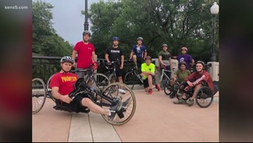 Vet helps wounded warriors regain confidence | MISSION SA