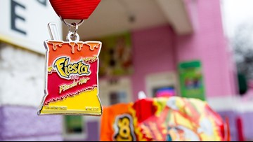 It's Fiesta medal madness ahead of San Antonio's largest party