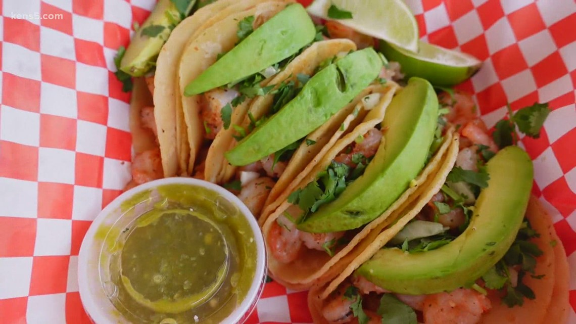 Food Truck Frenzy: Rio Grande Valley family brings fresh twist on tacos to San Antonio