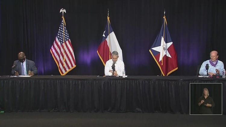 Latest coronavirus updates for San Antonio, Texas -- August 31, 2021