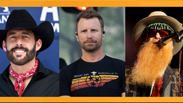 Aaron Watson, Dierks Bentley, and ZZ Top coming to 2020 SA Stock Show & Rodeo