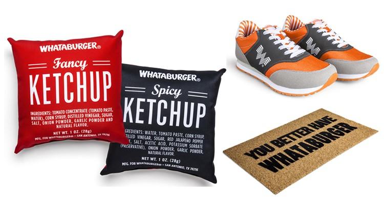 Whataburger adds ketchup pillows