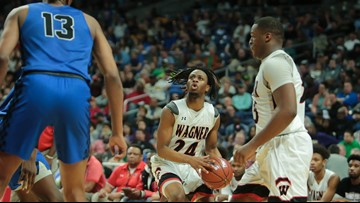 Wagner earns berth in 5A state final with 62-52 win over Sulphur Springs