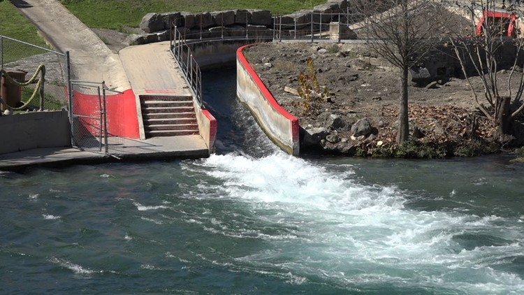 Tubing options expand on Comal River with chute bypass wristbands