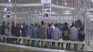 Attorney discovers premature baby and teenage mother detained in overcrowded Border Patrol center