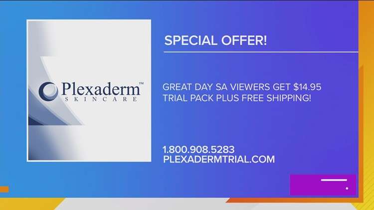 GREAT DAY SA: Plexaderm stops aging in its tracks!