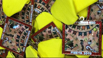 Made in S.A.: Monarch Trophy Fiesta Medals