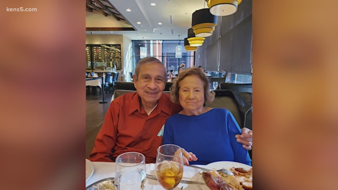 San Antonio couple married for over 60 years beats COVID-19 while sharing a hospital room