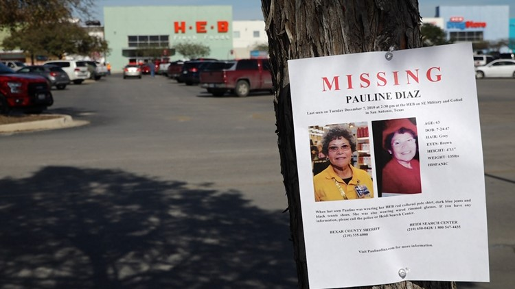 BCSO conducts search in Pauline Diaz cold case