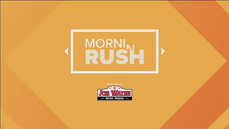 Morning Rush: No vaccine appointment needed for 75+, Bill Miller Bar-B-Q offers $12 an hour and Spurs lose to Cavs